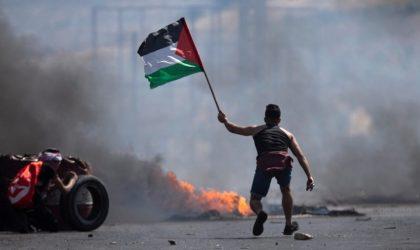 Que vive la résistance palestinienne !