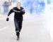 Les agents de la Protection civile manifestent à Alger