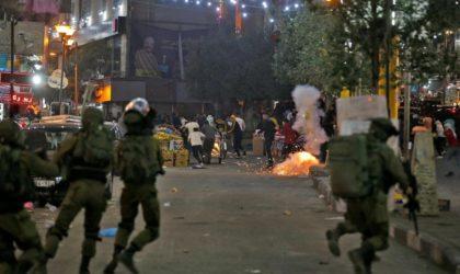 Près de 130 Palestiniens assassinés par le régime sioniste en quatre jours