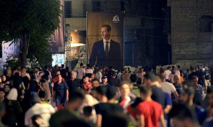 Syrie : scènes de liesse après l'annonce de la victoire d'Assad