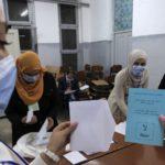 vote citoyens algériens