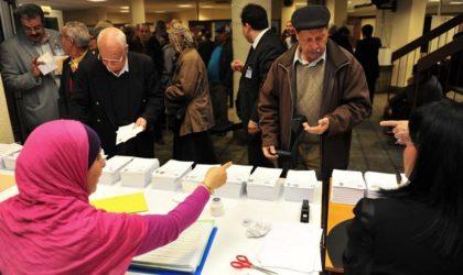 Les Algériens de France demandent une augmentation du nombre de députés