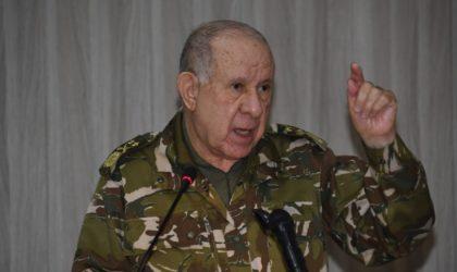 Sévère mise en garde du général Saïd Chengriha au Maroc à partir de Moscou