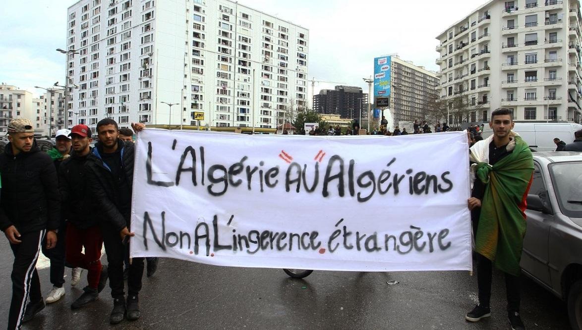 Algérie manœuvres diplomatiques