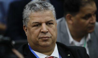 Organisation de la prochaine CAN par l'Algérie : le président de la FAF dément
