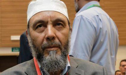 «Je n'ai pas d'inconvénient à me raser la barbe» : Djaballah s'est déradicalisé ?