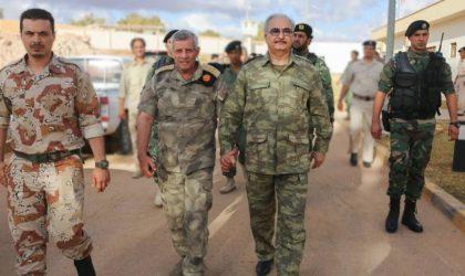 Média turc : Haftar déclare la frontière avec l'Algérie zone militaire interdite