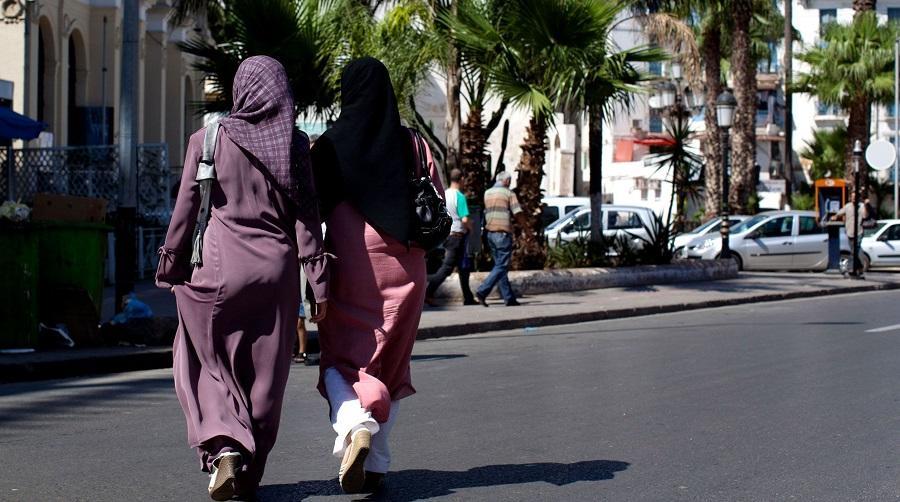Hidjab têtes