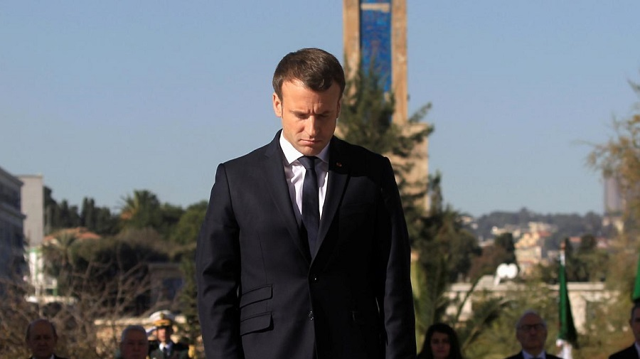 Macron immigration expulsions