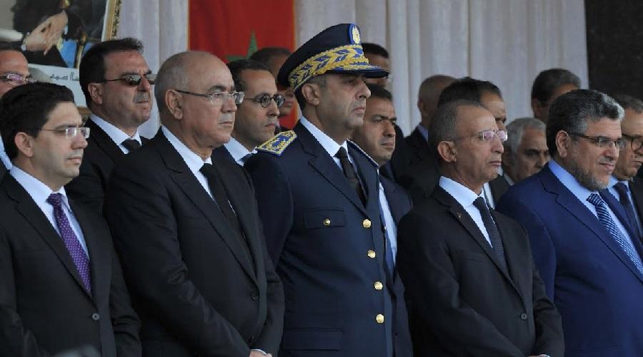 Bourita Hammouchi Makhzen Maroc