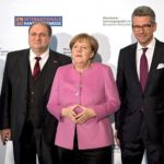 Merkel firmes allemandes