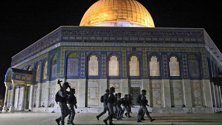 Mosquée Israël