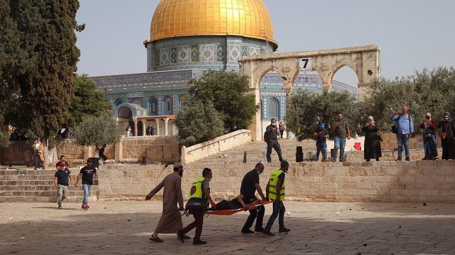 Palestine ennemis d'Israël
