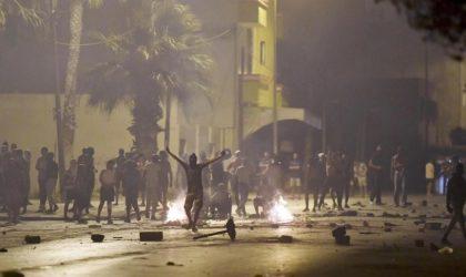 Emeutes dans la capitale tunisienne suite à une bavure policière : affaire Bouazizi bis ?