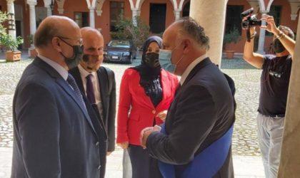 Une sculpture à Alger pour célébrer l'histoire audacieuse et exceptionnelle d'Ali Piccinin