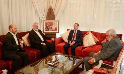 Une source informée révèle les raisons de la visite d'Ismaël Haniyeh au Maroc