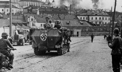 Invasion de l'URSS par l'Allemagne nazie : des images d'avant et pendant la guerre