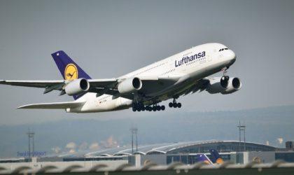 La compagnie aérienne allemande Lufthansa reprend ses vols à destination d'Alger ce samedi