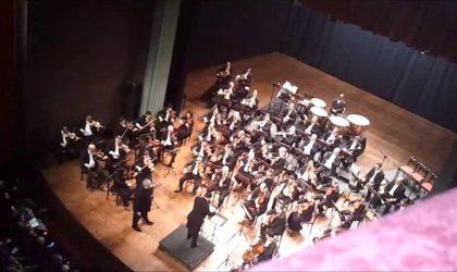 La nouvelle liste des effectifs symphoniques de l'Opéra d'Alger dévoilée