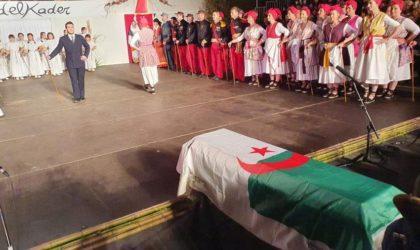 Une pastorale en hommage à l'Emir Abdelkader jouée en langue basque en France