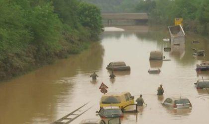 Plus de 180 morts dans des inondations en Europe, des centaines de disparus