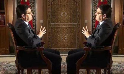 Quand Bourita s'interviewe lui-même dans l'organe du Makhzen Jeune Afrique