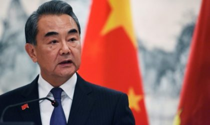 Le ministre chinois des Affaires étrangères reçu par le président Abdelmadjid Tebboune