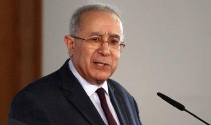 Cet acte diplomatique et politique fort d'Alger en direction du régime de Rabat