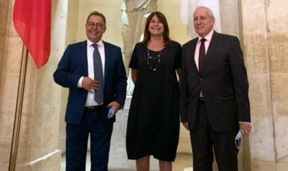 L'ambassadeur d'Algérie en France sur le terrain à la rencontre de la diaspora
