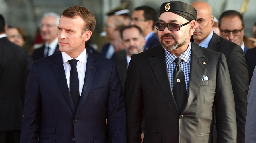 Macron royaume