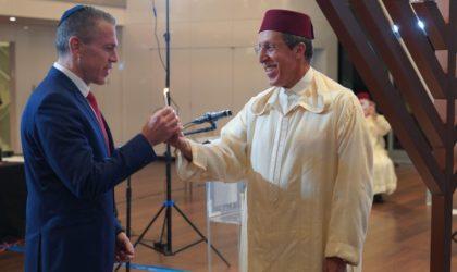 Hilale exhibe une «carte de la Kabylie» : dure sera la réponse de l'Algérie !