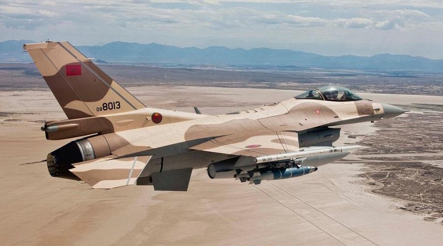 F-16 Maroc Israël