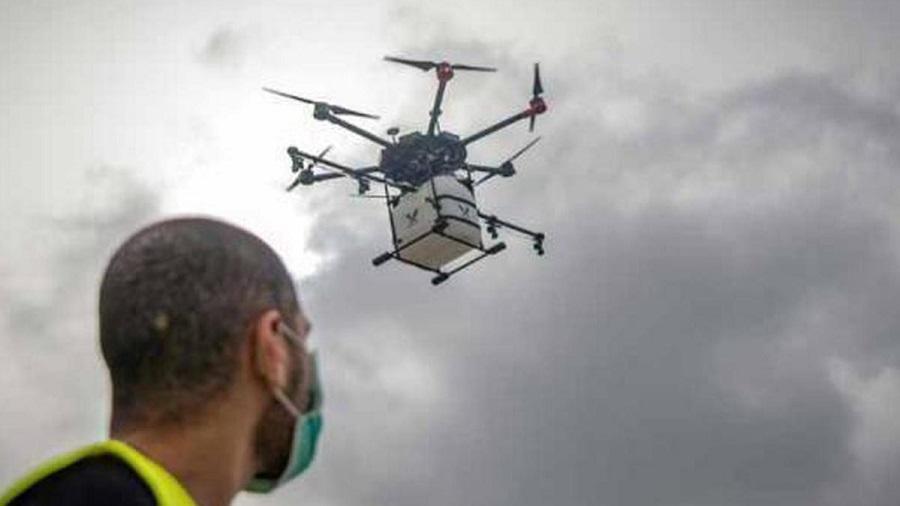 drones armes