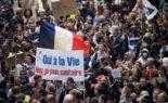 Nantes : échauffourées entre la police et manifestants anti-pass sanitaire