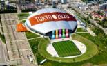 JO de Tokyo 2020 : manifestation pendant la cérémonie d'ouverture