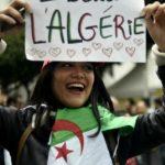 Algériens cauchemar colonialiste