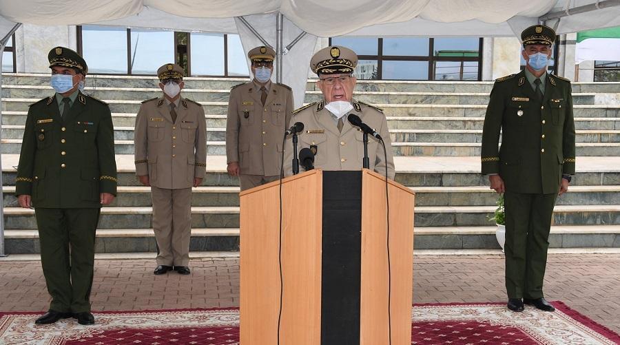 GN commandant de la gendarmerie