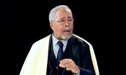 Le président de l'association algérienne des oulémas se soumet aux talibans