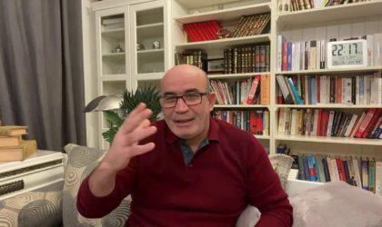 Le gourou de Rachad Larbi Zitout ou le mensonge permanent