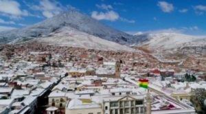 Pérou Bolivie neige