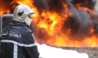 Vingt-cinq soldats de l'ANP périssent dans la lutte contre les incendies à Tizi Ouzou et Béjaïa