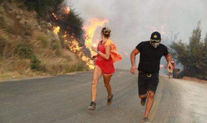 Ces six pays autres que l'Algérie où les pires incendies font rage actuellement