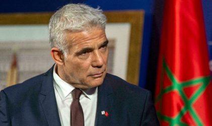 Première provocation israélienne directe à l'égard de l'Algérie à partir du Maroc