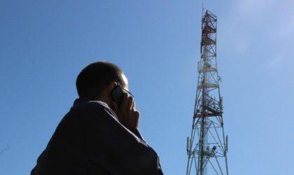 Intervention des équipes réseau d'Ooredoo dans les zones sinistrées