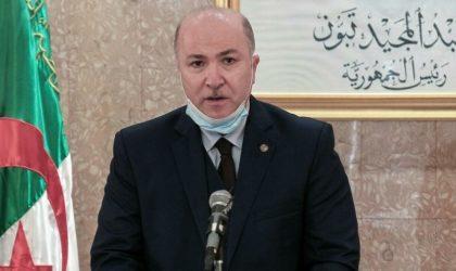 Aïmene Benabderrahmane : «L'Algérie va louer des Canadairs auprès de partenaires européens»