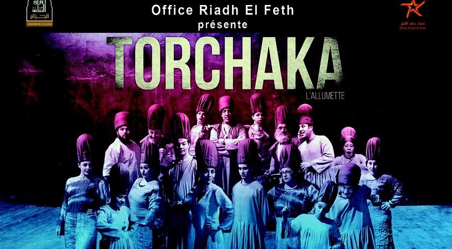 torchaka théâtre
