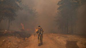 turquie incendies