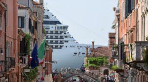 Venise paquebot