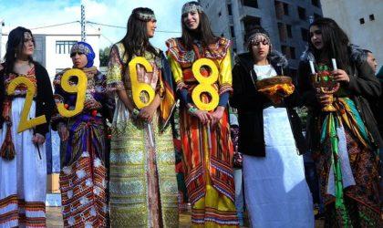 Les Kabyles sont le sel de l'Algérie !