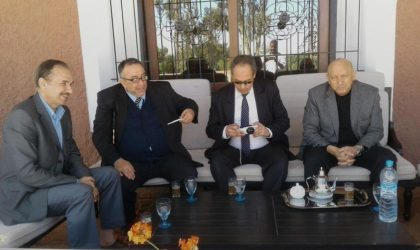 El-Figuigui, Ben Sidi Ali et Azouzi agents traitants marocains du traître Aboud